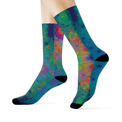 Spectrolite - Crew Socks