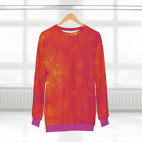 Sun - AOP Unisex Sweatshirt