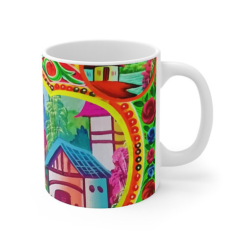 Sweet Home - Mug 11oz