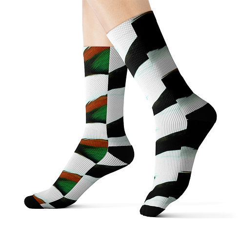Shelduck - Sublimation Socks