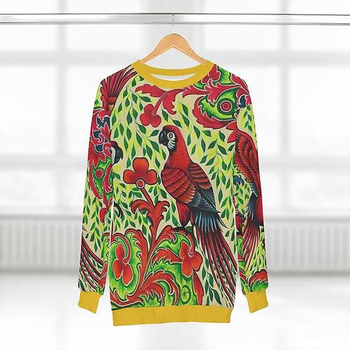Parrots - AOP Unisex Sweatshirt