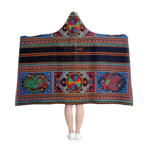 Doors - Hooded Blanket