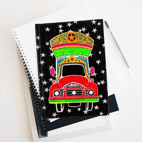 Star Driver - Journal - Blank