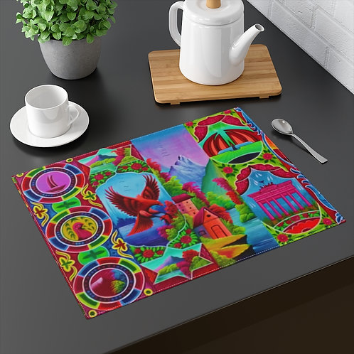Mountains - Placemat