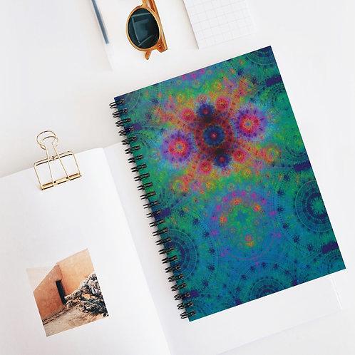 Spectrolite - Spiral Notebook - Ruled Line