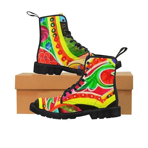 Park - Men's Canvas Boots
