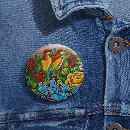 Paradise - Pin Buttons