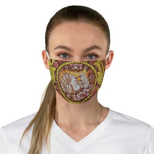 Kiss - Fabric Face Mask