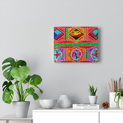 Sunset - Canvas Gallery Wraps