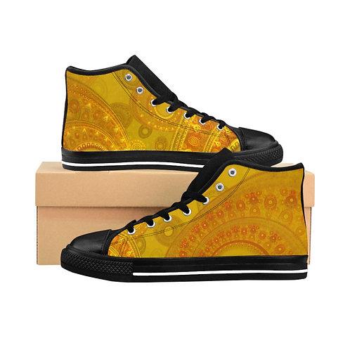 Lapponia - Men's High-top Sneakers