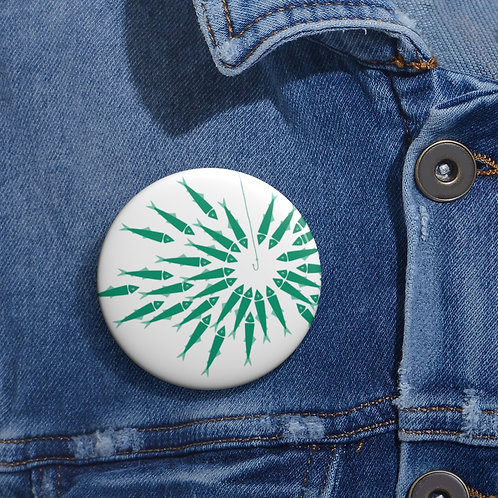 Little Fish - Pin Buttons