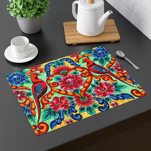 Red Birds - Placemat
