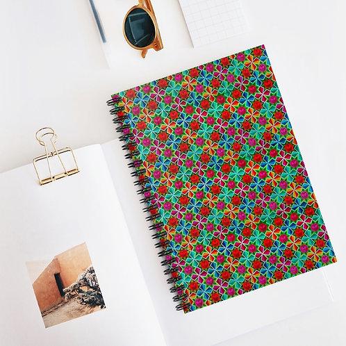 Bloom - Spiral Notebook - Ruled Line