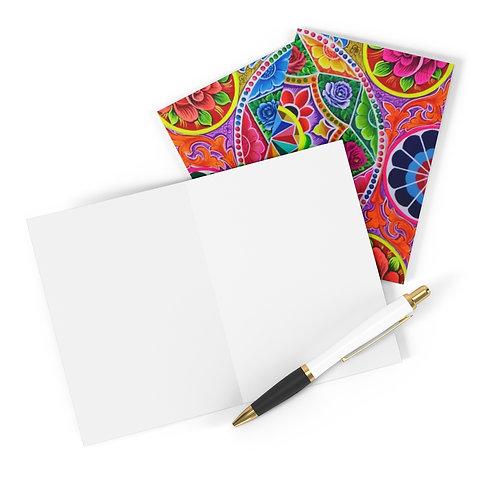 Carousel - Greeting Cards (8 pcs)