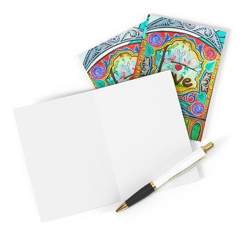 Love - Greeting Cards (8 pcs)