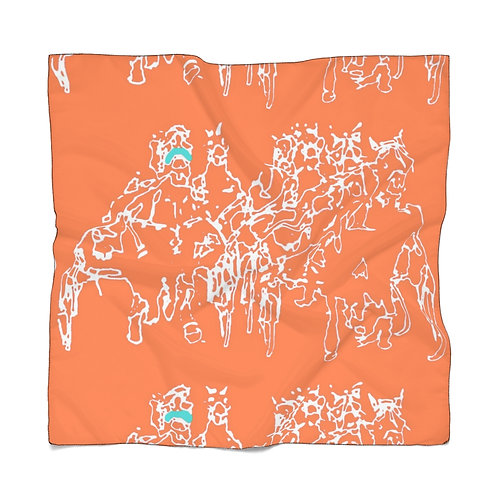 Races Poly Scarf