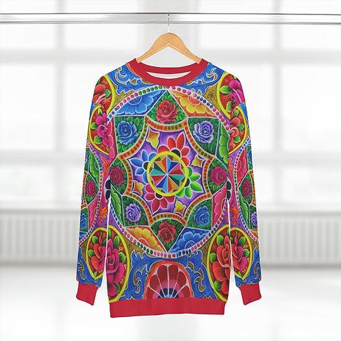 Carousel - AOP Unisex Sweatshirt