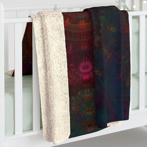 Kaamos - Sherpa Fleece Blanket