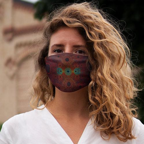 Bear - Snug-Fit Polyester Face Mask