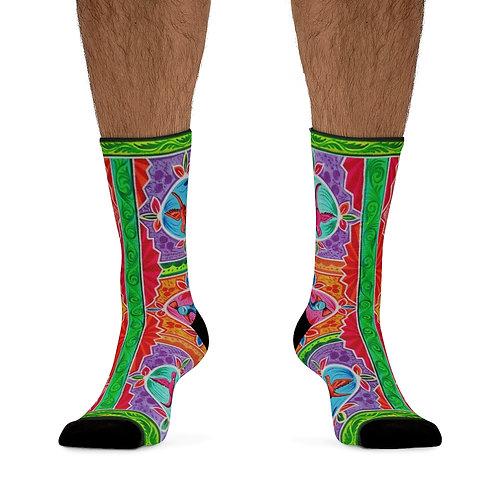 Sunset - DTG Socks
