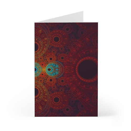 Bear - Greeting Cards (7 pcs)