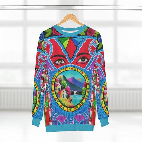 Your Eyes - AOP Unisex Sweatshirt
