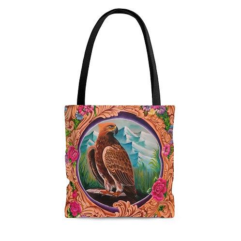 Eagle - AOP Tote Bag