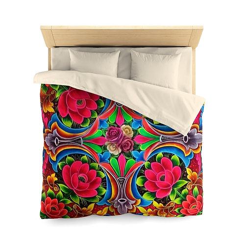 Rosy - Microfiber Duvet Cover