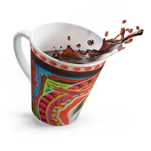 Chukar - Latte mug