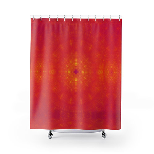 Sun - Shower Curtains