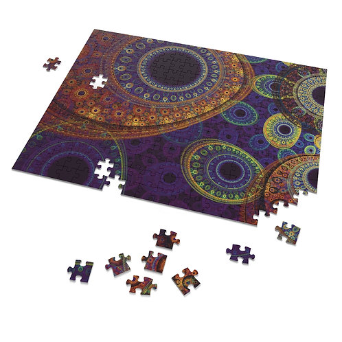 Aurora - 252 Piece Puzzle