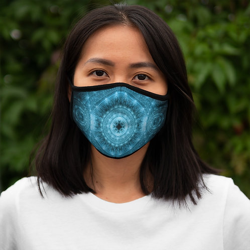 Pond - Fitted Polyester Face Mask
