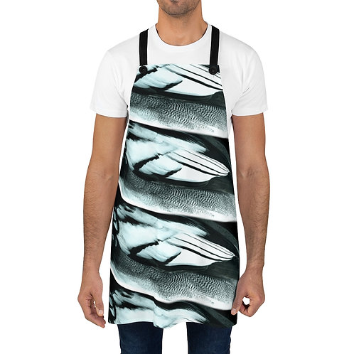 Feathers - Apron