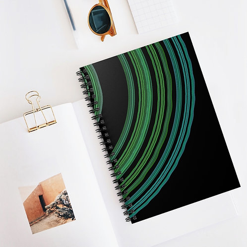 Reed - Spiral Notebook - Ruled Line