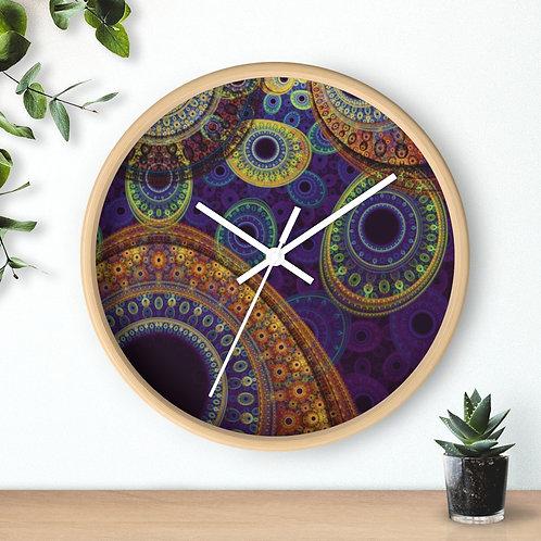 Aurora - Wall clock