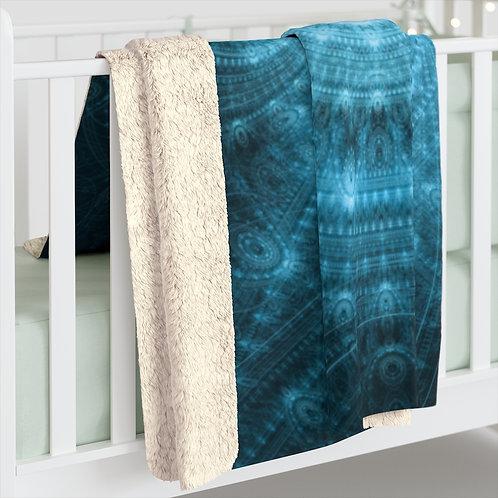 Pond - Sherpa Fleece Blanket