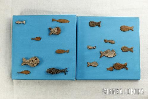Ribice na morju