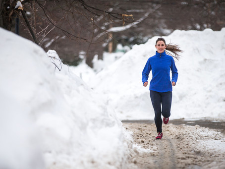 The Worries of Wintertime Workouts