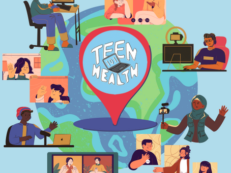 Teen Health 101, from an Ocean Away