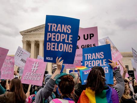 A Look At Transgender Rights