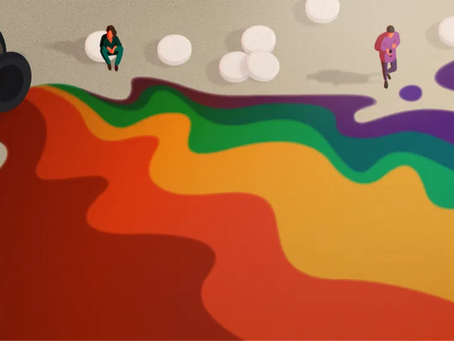 Substance abuse in the LGBTQIAA+ Community: The Causes and Road to Recovery