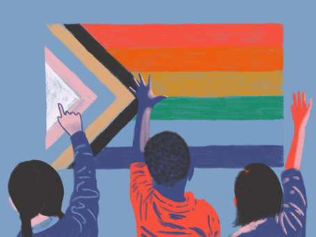 Representation of the LGBTQIA+ Community in Schools, or Lack Thereof