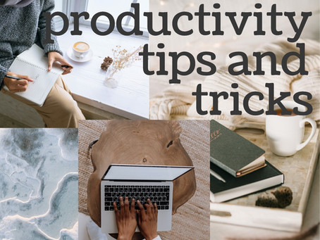 Productivity Tips for Maintaining Mental Health and Wellbeing