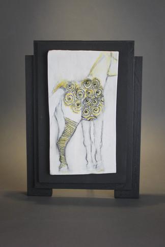 Klimt Horse