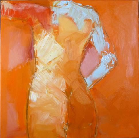 Orange Figure 2