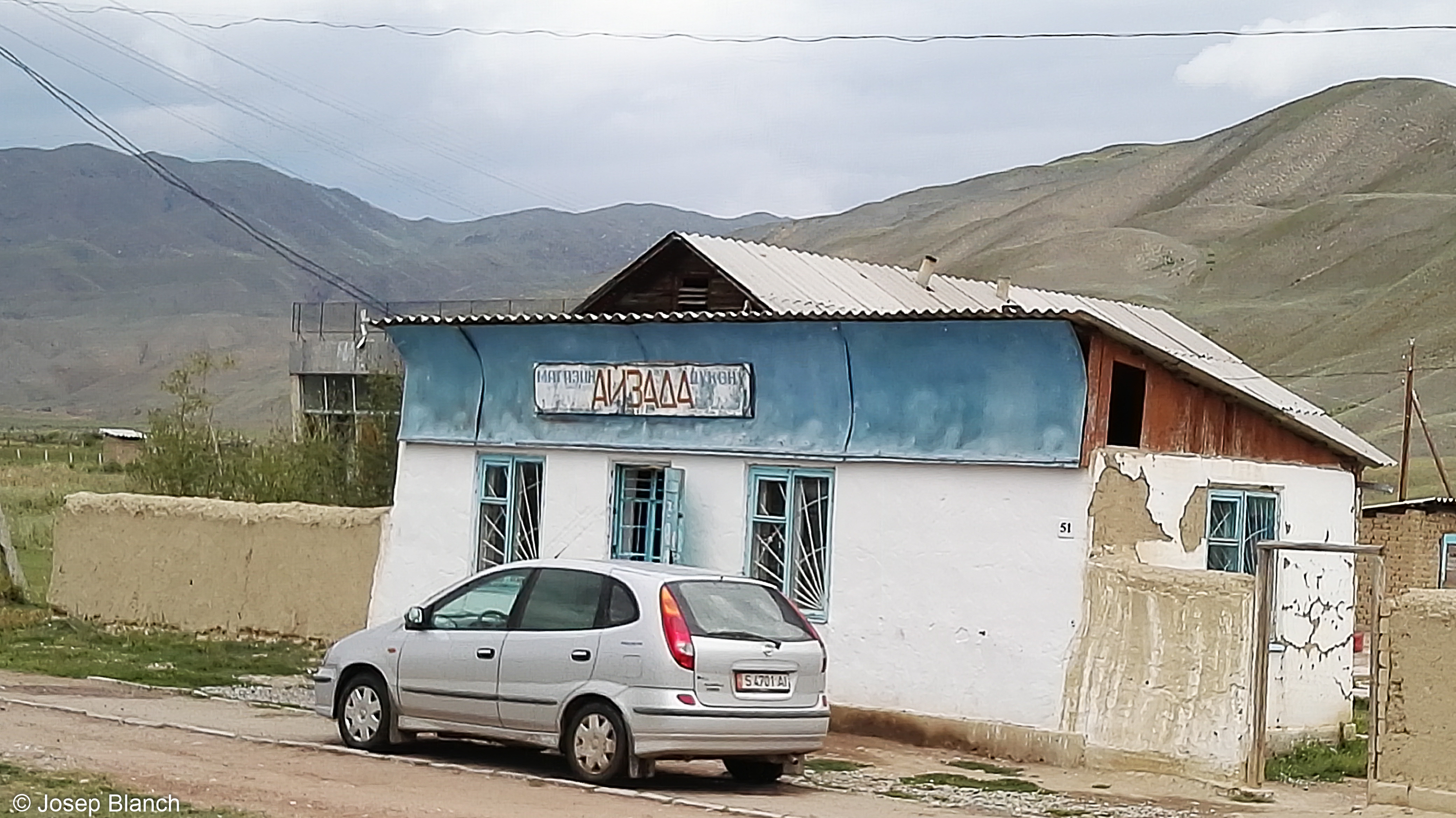 Kirguistan 000-287