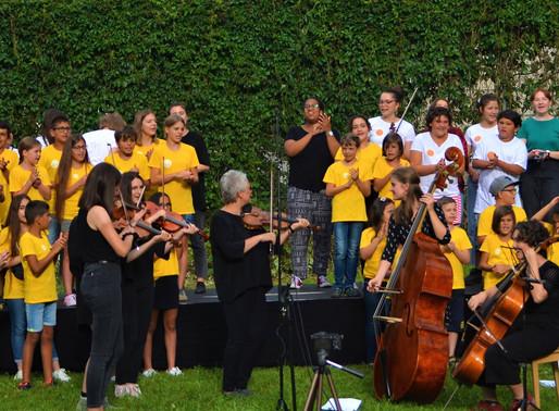 Konzertkritik: Weltklänge Werkstattkonzert