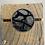 Thumbnail: Flat leather ring