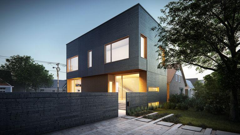 SINGLE HOUSE