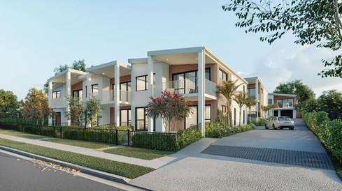 11TH AVE TOWNHOUSES